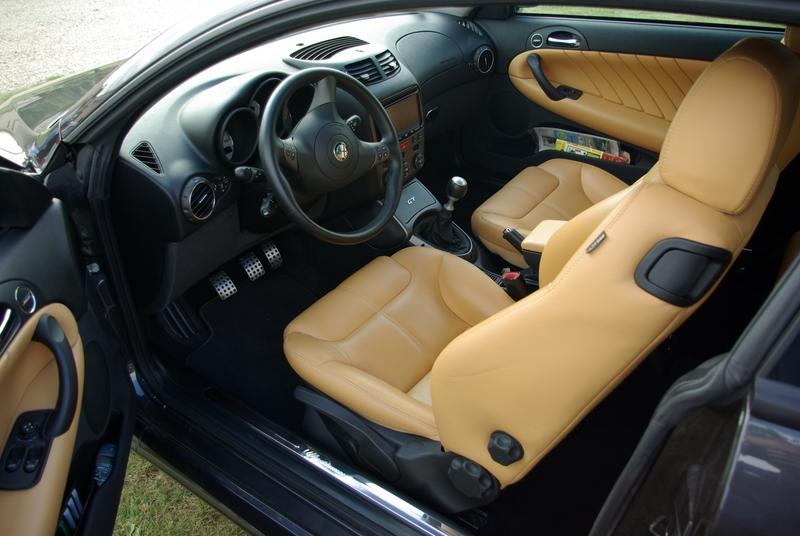 Mon ex : Alfa GT 3.2 V6 Image2268