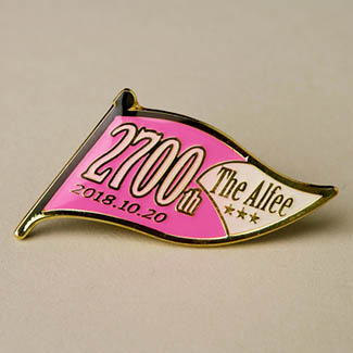 THE ALFEE 181017_1pin-badge-only