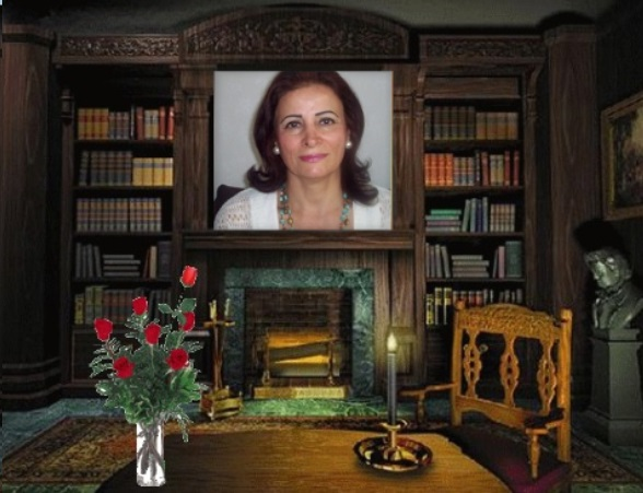 سيرة الكاتبة / المهندسة الهام زكي           Elham.Zk