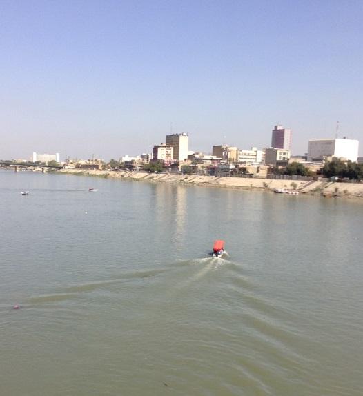 كنت في بغداد / الحلقة الأولى - ميسون نعيم الرومي       Knt.3