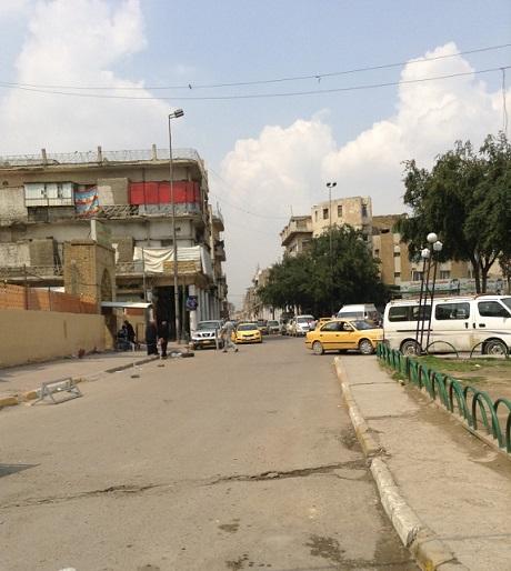 كنت في بغداد / الحلقة الأولى - ميسون نعيم الرومي       Knt.Bg2