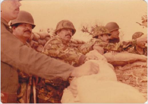 """شهادة للتاريخ """" سفر الحرب العراقيه الايرانيه """".....معركة تاج المعارك اذار / مارس 1985 FW.BR.22"""