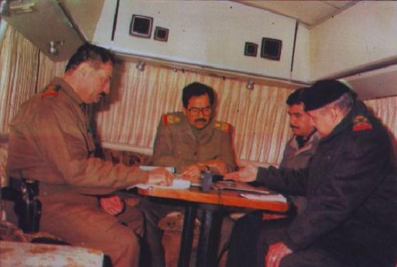 """شهادة للتاريخ """" سفر الحرب العراقيه الايرانيه """".....معركة تاج المعارك اذار / مارس 1985 Heshamm.S.FK.1"""