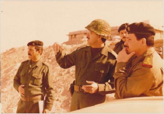 """شهادة للتاريخ """" سفر الحرب العراقيه الايرانيه """".....معركة تاج المعارك اذار / مارس 1985 Fawzi.L.JB1"""