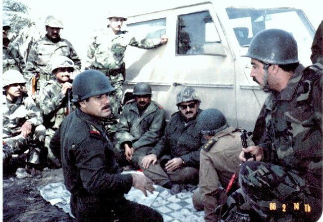 """معركة الفاو الاولى 1986 ....."""" سقوط الفاو بيد ايران """" Wafiq.S.1"""