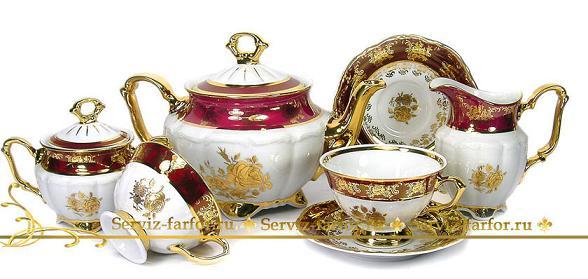 تشكيلة رائعة من أباريق وأكواب الشاي Acwab.1