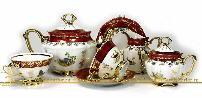 تشكيلة رائعة من أباريق وأكواب الشاي Acwab.3
