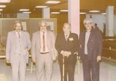 الباحث الموسوعي عبد الحميد العلوجي  Alwachi.2