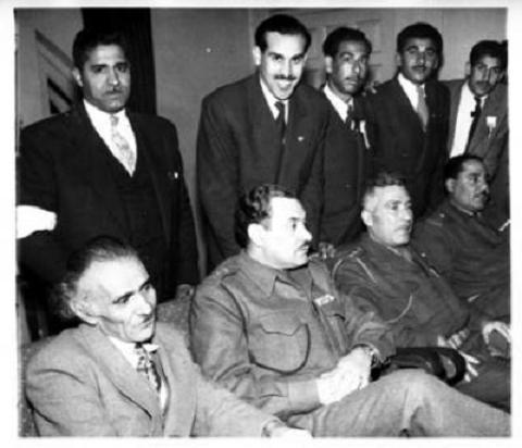 الزعيم وصفي طاهر رجل من العراق : بقلم رواء الجصاني  Wasfi.Th.14