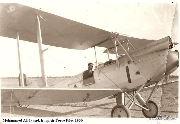 الموصلي سامي فتّاح .... أول قائد للقوّة الجوية العراقية       M.Ali.Juad