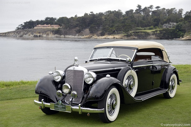 بيع مرسيدس موديل ١٩٣٩ بسعر ٦,٦ مليون دولار      Mercedes%20Model%201939