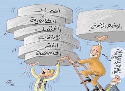 كاريكاتير - كان الله بعون أهلنا و ناسنا Tahamull