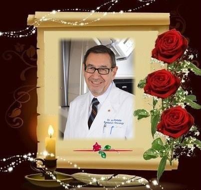 الدكتور عبد الصاحب العبد الله من اعلام الاشعة العلاجية     A.Sahib.A.2
