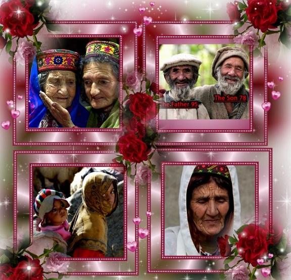قصة قبيلة يعيش سكانها حتى ١٤٥ سنة وينجبون حتى الـ ٩٠      Honza.0