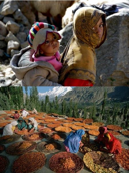قصة قبيلة يعيش سكانها حتى ١٤٥ سنة وينجبون حتى الـ ٩٠      Honza.3