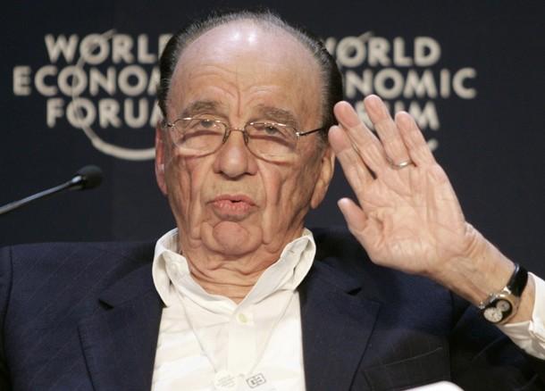 RUPERT MURDOCH - Chairman & CEO of News Corporation Rupert-Murdoch