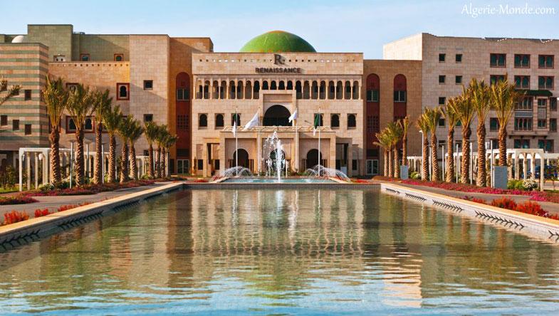 يمجدون واشنطن ...يقدسون موسكو....ولمن تركنا حضارة العرب والإسلام...أين إختفت قوة بغداد والأندلس وتلمسان وقسنطينة وقرطاج ومصر والشام واليمن !!! Hotel-renaissance-tlemcen