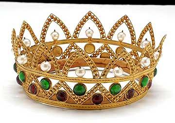 تيجان ملكية  امبراطورية فاخرة 13303