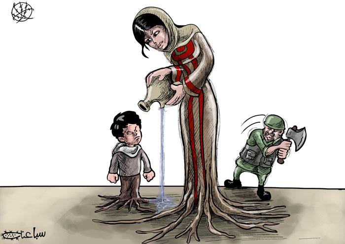 كاريكاتيــــر شهــــــــــر ايلـــــــــــــول 2013 20130902char