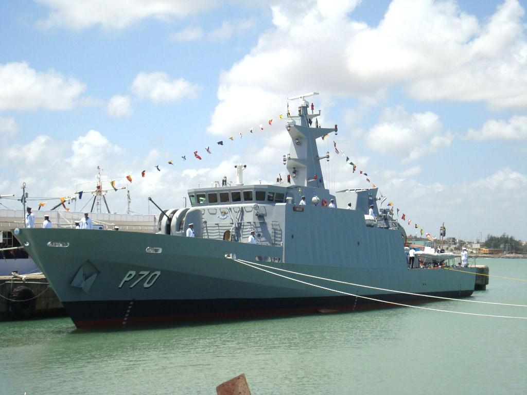 Embraer entrará en el sector naval, posiblemente con patrulleros oceánicos ligeros Macae4