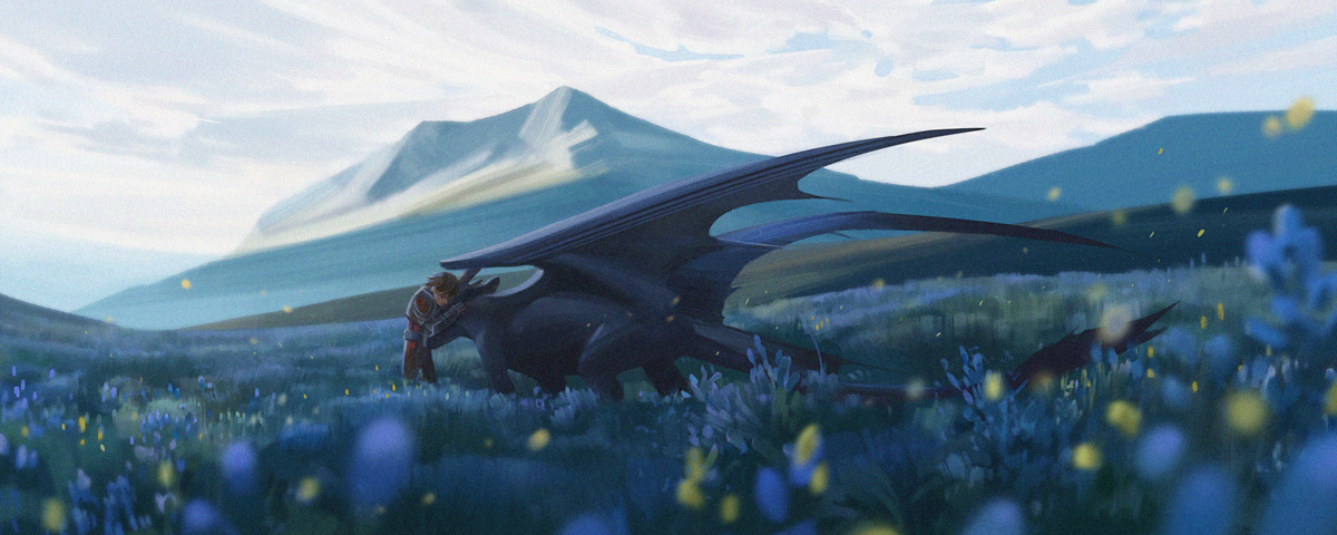 [Reflexion] Les oeuvres qui vous inspirent - Page 3 Httyd2