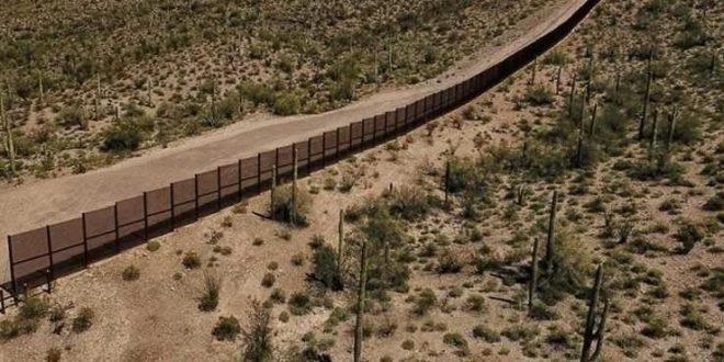 Washington announces construction of border wall with Mexico KLKL-660x330