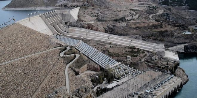 Turkey agrees to postpone filling the dams of the Alesso dam to ensure the flow of water to Iraq Sd_lysw-660x330