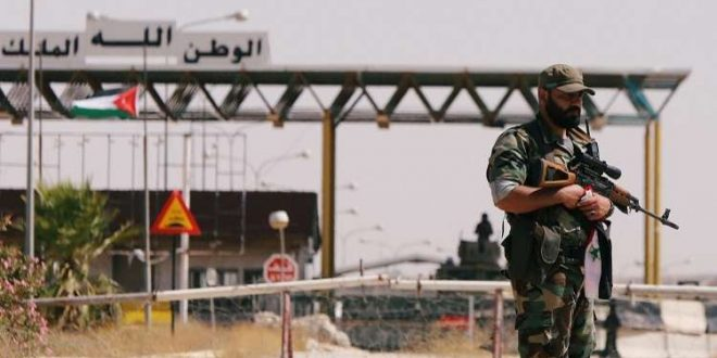 Jordan: The presence of the Syrian army on the border will be controlled 5b41ab6ed43750ea398b45e4-660x330