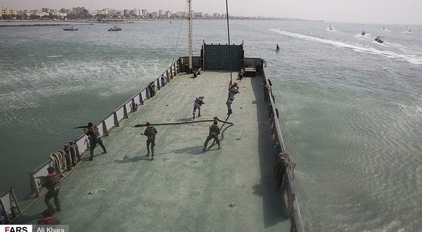forces - A huge review of the Iranian forces in the Strait of Hormuz 5ba67286d43750782f8b464d-600x330