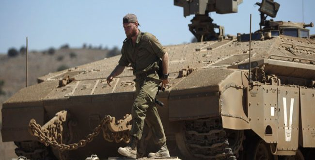 """The formation of an international force in Jordan to fight """"calling"""" with the participation of Israe Oo-650x330"""