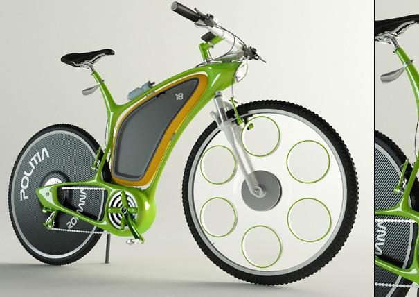 Велосипед для полиции Policman-bike