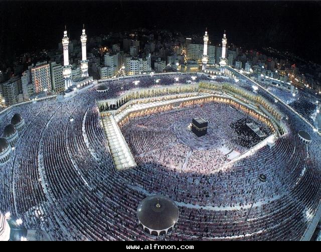 المسجد الحرام  Alk3ba3