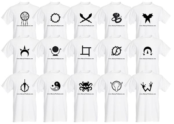 Alkemy the game : reprise, nouveautés, offres et plus encore… - Page 2 Tee-shirt