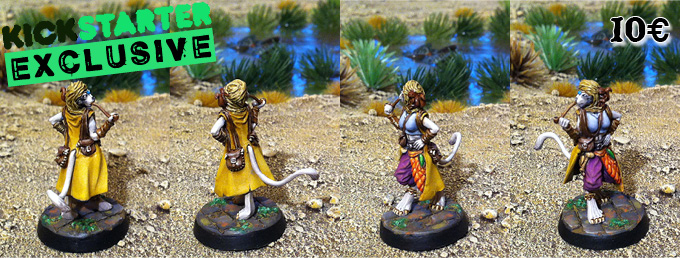 Kickstarter Alkémy Exclusive-miniature
