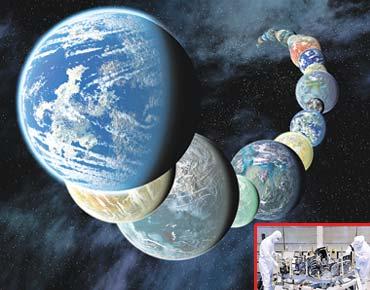كواكب شبيهة بالارض ربما عليها حياة... 185285