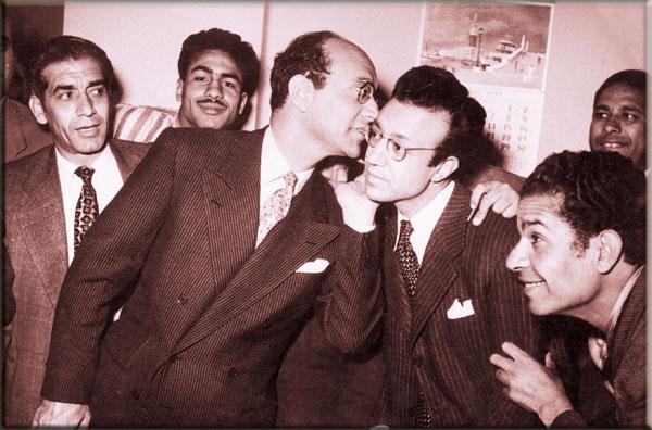 شخصية اليوم ( سعد عبد الوهاب ) فى ذكرى وفاته 23 نوفمبر 22-6987