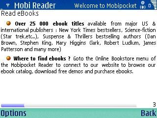 اكبر مكتبة لبرامج الجوال العملاق *n95* علي مستوي جميع المنتد Mobipocket