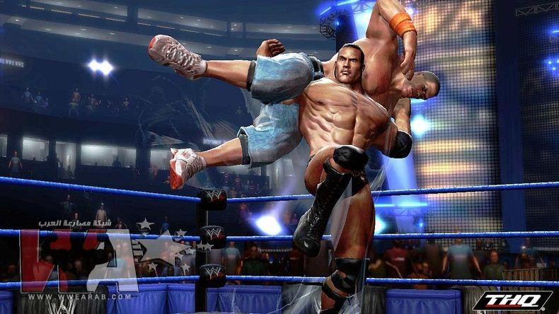 لاول مرة في المنتدى اللعبة الخرافية 2011 Smackdown vs Raw يااااااا سلااام .........+ صور رائعة 41qxg-88304111