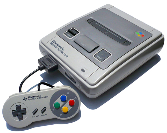 [Post Oficial] Nes, Master System, Mega Drive, Super Nintendo, Turbografx, Gameboy, Game Gear. Super_nintendo
