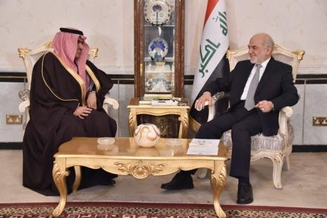Saudi Arabia's ambassador to Jaafari: the unity of Shiite and Sunni power in Iraq and the region Story_img_56978fc7b5882