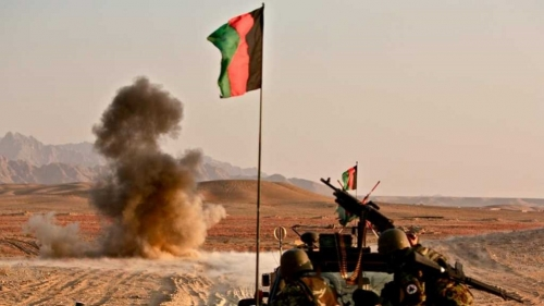 Afghan President orders resumption of fighting and calls Taliban for peace Story_img_5b375071eae87