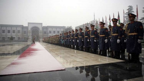 The Afghan capital and the presidential palace are under rocket fire Story_img_5b7bafe4762c4