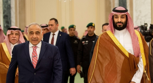 Al-Halbousi: The relationship between Iraq and Saudi Arabia has witnessed an unprecedented development in the past years Story_img_5d8f55e3852be
