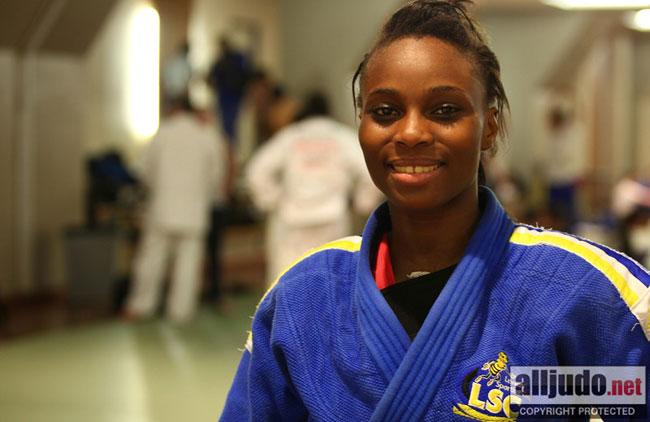 Dimanche 29 juillet  Priscilla-gneto-judoka