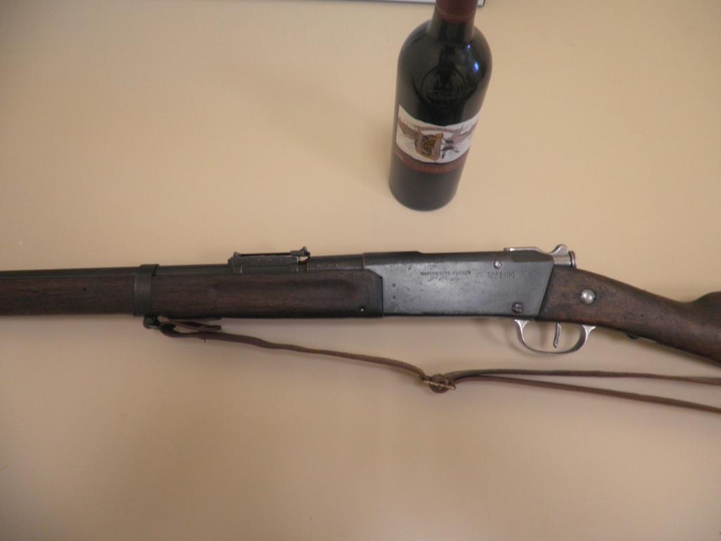 Fusil 1886/93 Lebel (encore un autre......) 2260563354dd3f4f5779fclele119