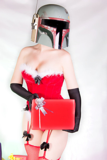 Secret santa - Sign up here if want to join in! Santa-fett-cosplay-2