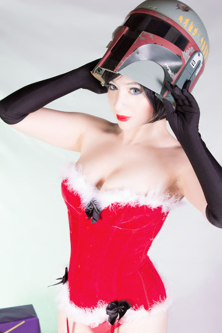Secret santa - Sign up here if want to join in! Santa-fett-cosplay-3