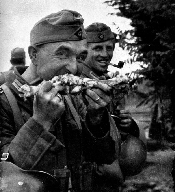 visages de soldats Bessarabia-Ukraine-Crimea-242