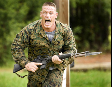 Well I'm getting myself an Xbox One John-Cena-With-a-Gun-in-His-Hand