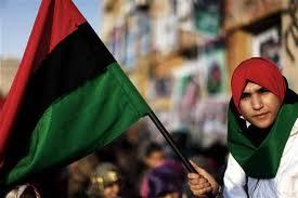 ثورة - دور المرأة الليبيه في ثورة 17 فبراير ImagesCAI8JV351